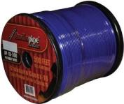Nippon Ap18500bl 18 Gauge Car Audio Amplifier Amp Wire 500 Spool Ap-18500bl