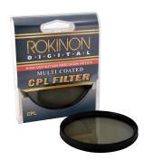 Rokinon 67MM Multi-Coated Circular Polarizer filter (CPL67) CPL67
