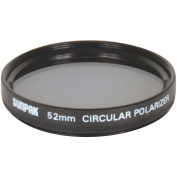 Sunpak 52mm Circular Polarizer filter