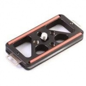 ProMediaGear PX3 Universal Plate 7.6cm Long - for Cameras, Video Cameras and Lenses