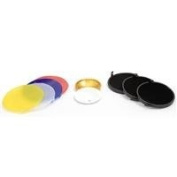 "Flashpoint Q Series Accessory Kit for the Size ""B"" Beauty Dish. -USE ITEM FPQAKA"