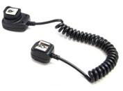 JJC TTL Off-camera Flash Sync Cord for Canon EOS Cameras & Speedlite Flashes