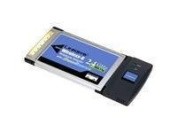 Linksys WPC54GS 802 .11GS PCMCIA NETWORK CARD SPEEDBOOSTER WIRELESS