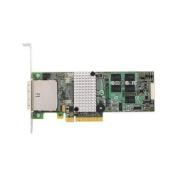 8-PORT Ext., 6GB/S Sata+sas, Pcie 2.0, 512MB; In The Box