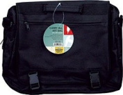 11x14x2-3/4 Messenger Art Supply Bag