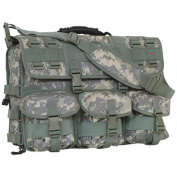 Military MOLLE Tactical Field Laptop Briefcase Shoulder Bag