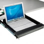 Universal 36cm Lockable Vented Laptop Security Drawer - EX-6101