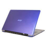 iPearl mCover HARD Shell CASE for 34cm Acer Aspire S3-951 / S3-391 series Ultrabook laptop - BLUE