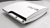 iCarbons White Carbon Fibre Vinyl Skin for SLIM Playstation PS3