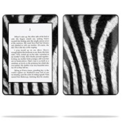 Protective Skin Decal Cover for Amazon Kindle Paperwhite eBook Reader Sticker Skins Zebra