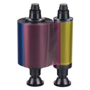 R3011 Evolis YMCKO Colour Printer Ribbon - 200 prints