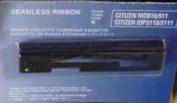 1 Blister Pack Printer Ribbon Citizen Cbm-910/911, Idp-3110/3111, Md-910/911
