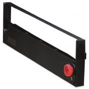 Single Black Fabric Ribbon T2265/T2280 Price Is Per Ribbon