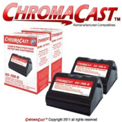 ChromaCast 769-0 Premium Compatible Red Postage Metre Ink Cartridge 2-Pack - Replacement for Pitney Bowes 769-0 - Compatible with Pitney Bowes E700, E707