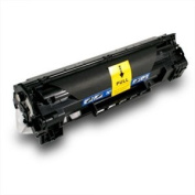 Printronic Remanufactured Toner Cartridge Replacement for HP 35A CB435A (1 Black) for LaserJet P1005 P1006