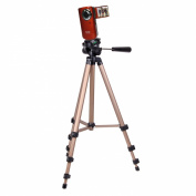Professional Quality Tripod For Vivitar DVR 620HD Camcorder With Nylon Carry Case By DURAGADGET