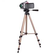 Professional Lightweight Adjustable Tripod For Sanyo VPC-SH1EXR Xacti SH1 Camcorder By DURAGADGET