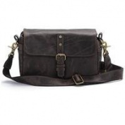 ONA The Bowery Camera Bag and Insert, Dark Truffle Leather
