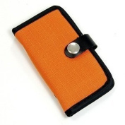 Memory Card Carrying Case / Wallet / Holder / Organiser / Bag - Storage for SD SDHC CF xD Camera Memory Cards