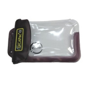 DiCAPac WP711 145x95mm Small Inner Zoom Waterproof Case with Soft Lens