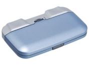 25 calibre flat-panel fold-Blue 417 508 3 times Kenko Pliant binoculars opera glasses 3 ~ 25 Slim