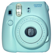 New Model Fuji Instax 8 Colour Blue Fujifilm Instax Mini 8 Instant Camera