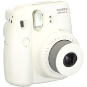 Fujifilm 16273398 INSTAX MINI 8 CAMERA WHITE