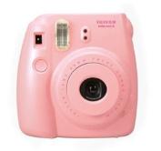 Fujifilm Instax Mini 8 Instant Camera, Pink