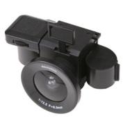 Superheadz Demekin Fisheye 110 Film Camera