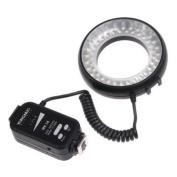 Yongnuo LED Macro Ring Flash MR-58 for Canon, Nikon, Pentax, Panasonic, Olympus