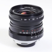Voigtlander Ultron 28mm f/2.0 Lens with Leica M Mount - Black