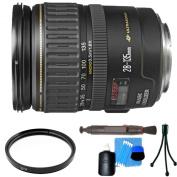 Canon EF 28-135mm f/3.5-5.6 IS USM Standard Zoom Lens + Lens Accessory Kit For Canon EOS Rebel T1i(500D), T2i(550D), T3, T3i(600D) DSLR Camera