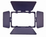 Precision Design Barn Doors for LED Video Light Attachment