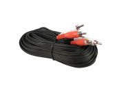 Your Cable Store 50 Foot RCA Audio Cable 2 Male To 2 Male