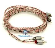 ETP-7 - Memphis 2.1m 2-Channel Twisted Interconnect Audio RCA Cable