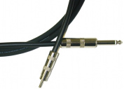 Conquest Sound HRQ 3 Hi Definition 0.9m Instrument Cable0.6cm Straight to RCA Male
