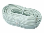 Telephone Cable Straight Rj11 60m