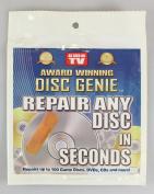 Cd DVD Games Scratch Repair Kit By Disc Genie