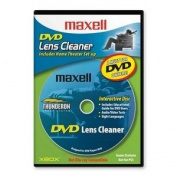 Maxell DVD-LC DVD Lens Cleaner (190059) -
