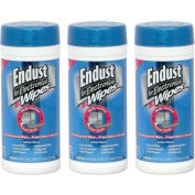 New ENDUST 259000 ANTI-STATIC POP-UP WIPES 70 COUNT 3 PACK