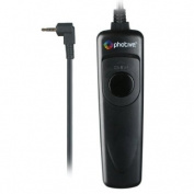 Photive PH-DMWRSL1 Remote Shutter Release For Panasonic DSLRs and Lumix Cameras