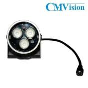 CMVision IR3 WideAngle 60-80 Degree 3pc Power LED IR Array Illuminator