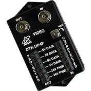 Ditek DP4P PTZ Camera Protection