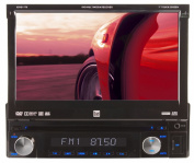 Dual XDVD1170 In-Dash 18cm Touchscreen DVD/MP3/WMA Car Stereo Receiver with Direct USB iPod Control and SD Card Reader