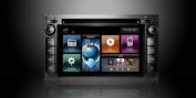 OttoNavi MB9804ML-DY6210NA Mercedes Benz 98-04 ML 320/W163 Multimedia In-Dash Double Din OEM Replacement Radio