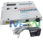 AudioControl The Epicentre White Car Audio Bass restoration Digital Equaliser