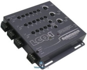 LCQ-1 Grey - Audiocontrol 6-Channel Equaliser with Line-output Converter