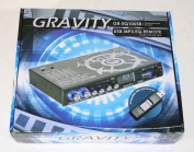 GRAVITY 4 Band Parametric Epicentre Equaliser with USB/MP3 Player GR-EQ10USB