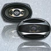 NEW Pair Pulsar Electronics Pe69.4 15cm x 23cm 500w Car Audio Speakers