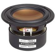 HiVi B4N 10cm Aluminium Midbass Round Frame